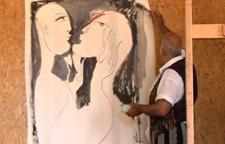 Saad Alí expone en la Sala dels Perfums