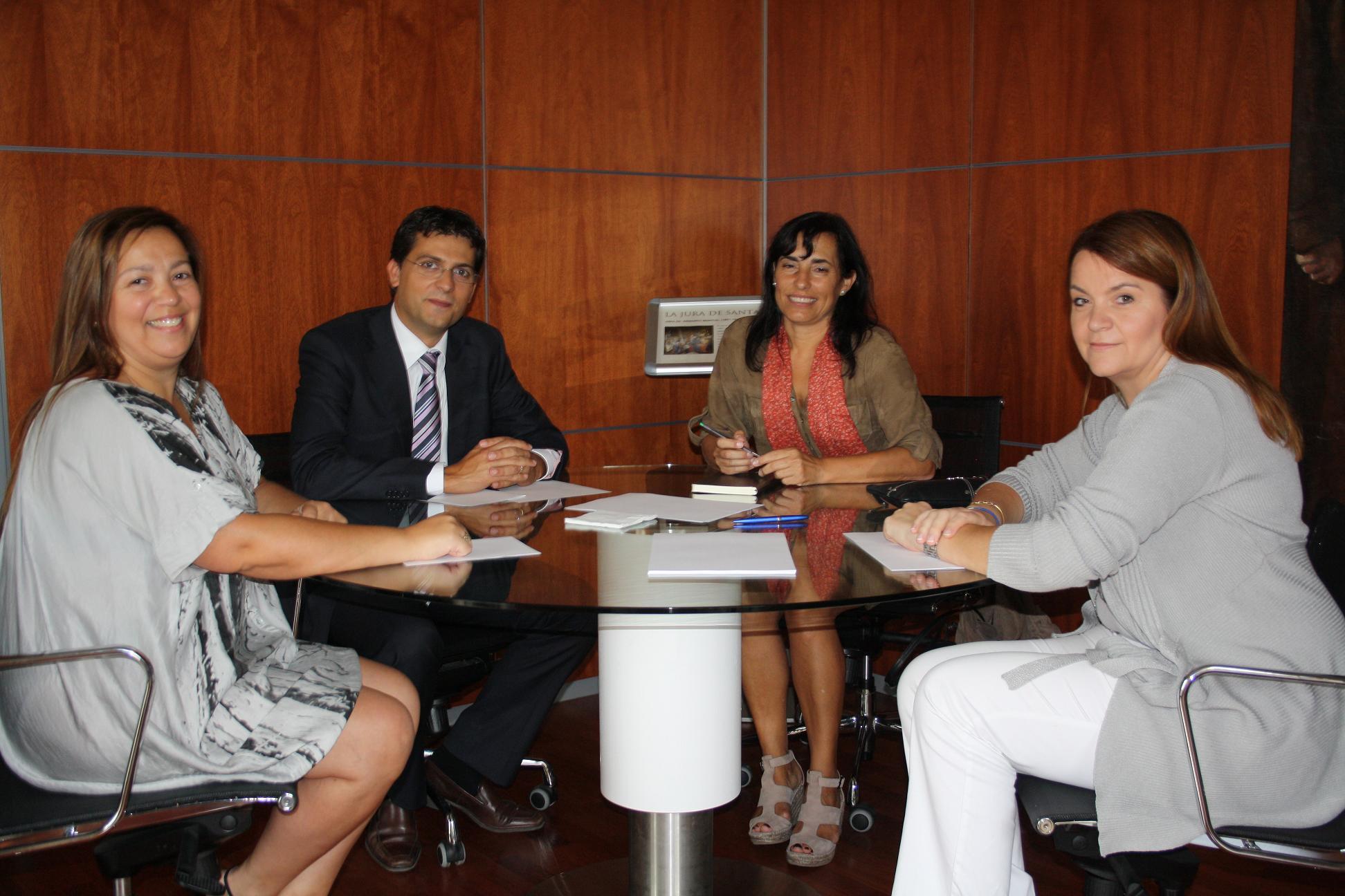 reunion comercio ALFAFAR