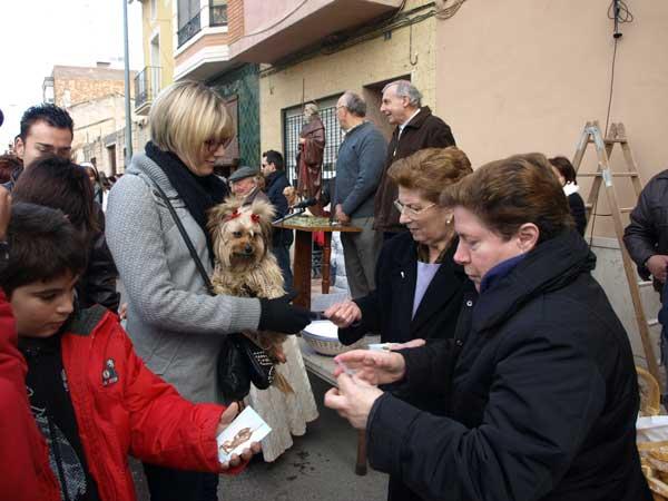 Almussafes honrará a Sant Antoni