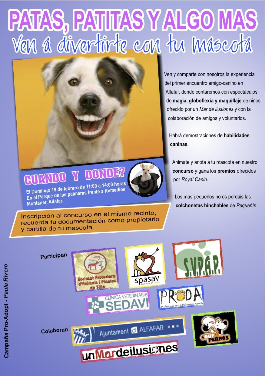 Primer Encuentro Amigo-Canino