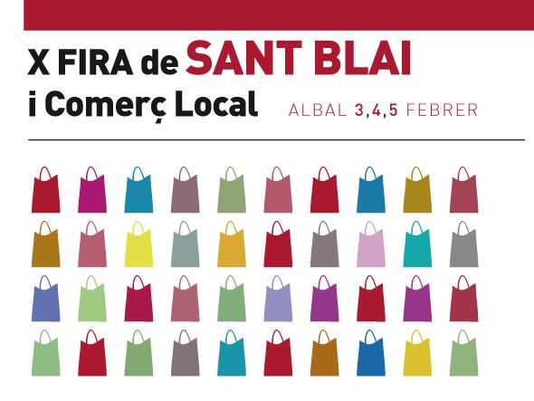 X Feria de San Blas y Comercio Local