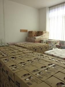Plan de Ayuda Alimentaria de la UE en el Barrio de Orba