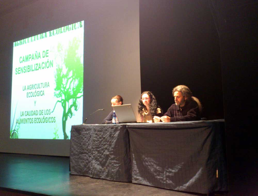 Picassent acoge una nueva charla sobre agricultura ecológica