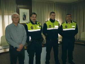 El Consistorio de Almussafes nombra a dos nuevos agentes locales