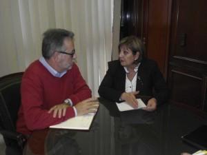 La Mancomunitat inicia contactos con alcaldes de la comarca