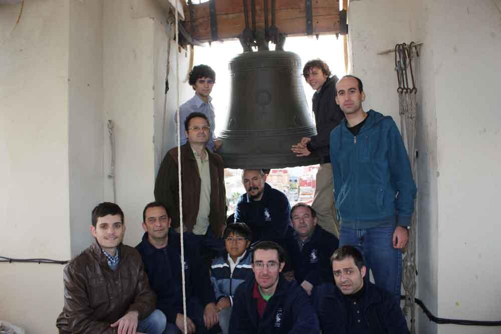 concierto de campanas celebrado en Massanassa