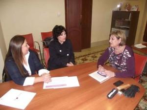 La Mancomunitat se reúne con la Asociación de Empresarias y Profesionales de Valencia