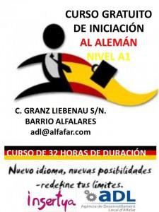 Alfafar organiza un curso gratuito de Alemán Básico