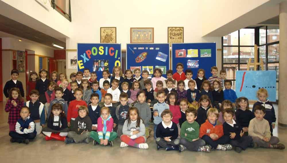 exposición sobre Joan Miró en Almussafes