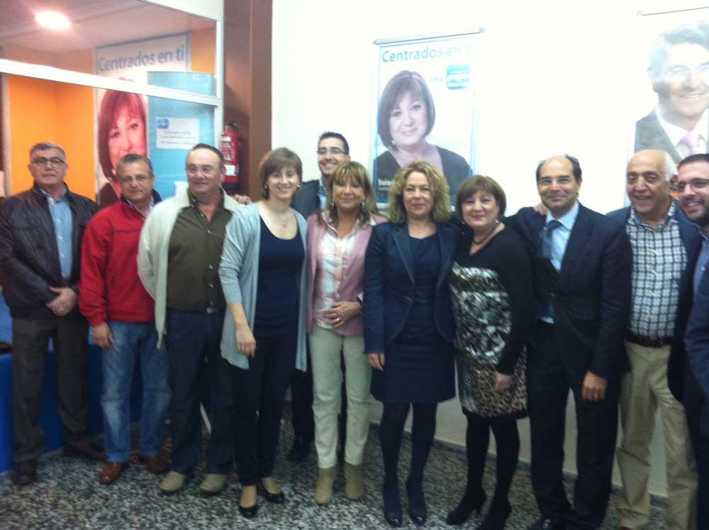 Soledad ram n elegida nueva presidenta de los populares for Juzgado de catarroja