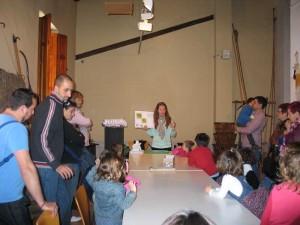 El curso escolar también arranca en el Museu Comarcal
