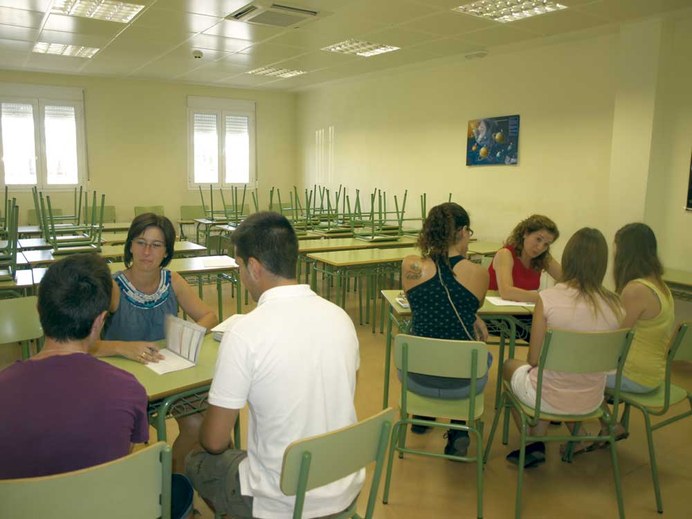 Centro Municipal de Formación de Personas Adultas