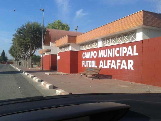 mejoras en el Campo de Fútbol Municipal