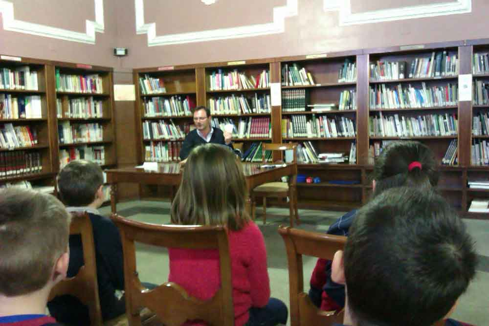 Alfafar inicia su XII Campaña de Fomento a la Lectura