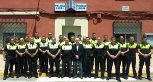 La Policía Local de Almussafes