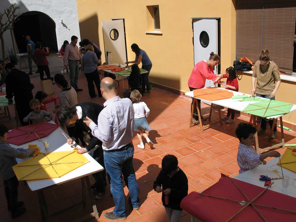catxirulos en el Museu Comarcal