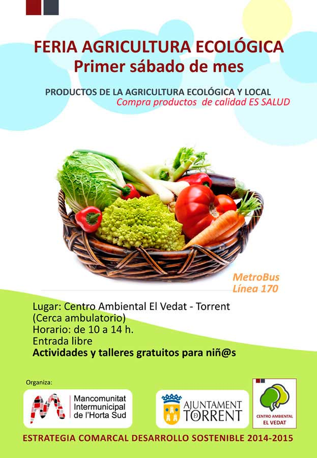 II Feria de Agricultura Ecológica