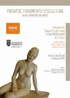 Exposició XELO MONTORO a l'ESPAI