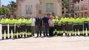 FCC nueva contrata de limpieza viaria municipal  Alfafar