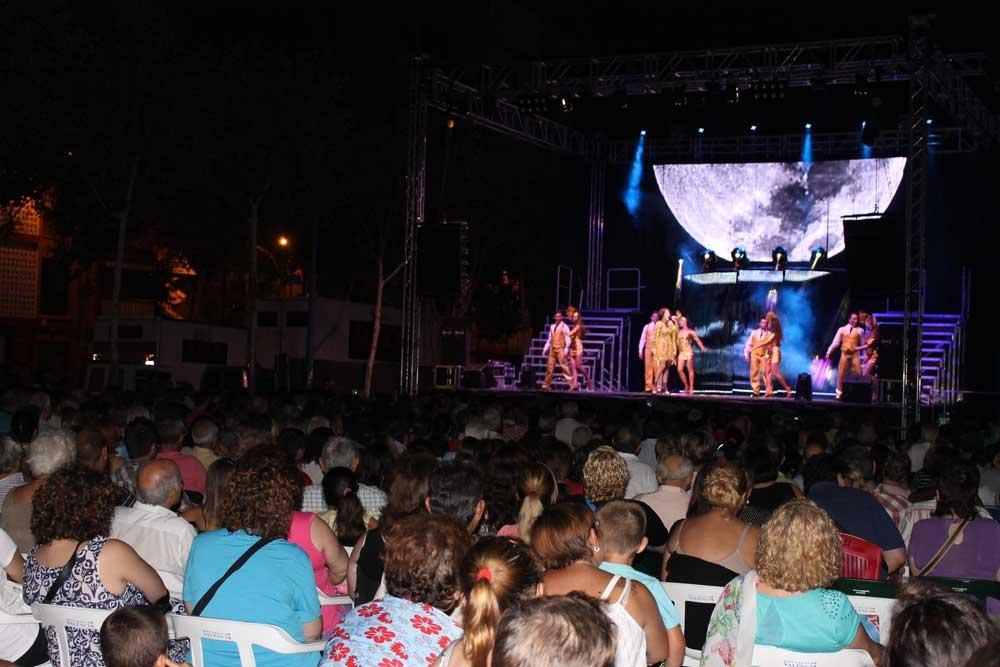 Fiestas Populares del Barrio Orba 2014