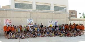 Catarroja finaliza su escuela de verano