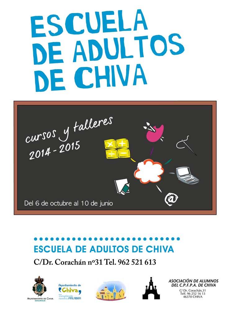Escuela de Adultos de Chiva