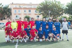 torneo de Navidad de la Diputación de Valencia