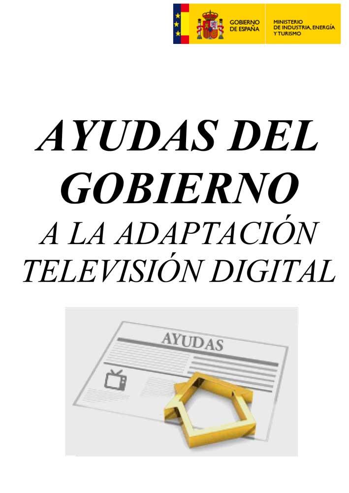 adaptación de dispositivos de recepción TDT