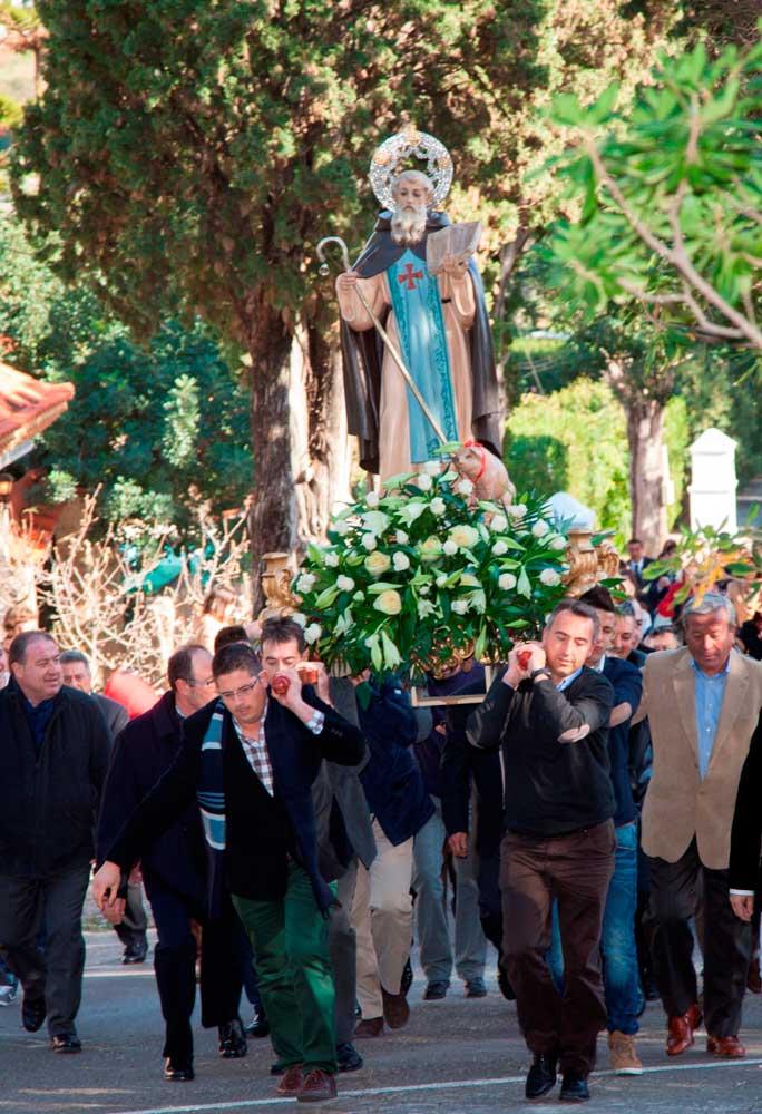 fiestas de Sant Antoni y Sant Vicent