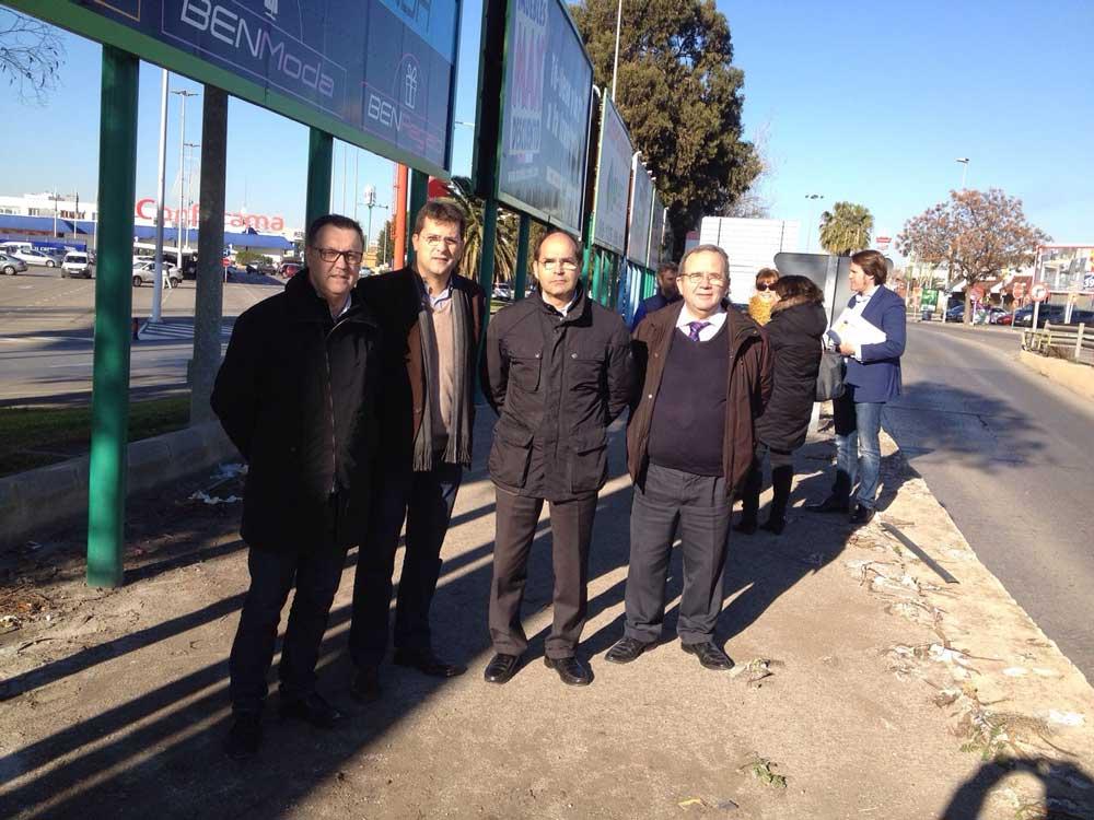 Alfafar y Sedaví mejorarán el túnel de El Saler