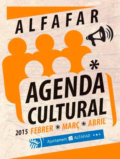 Alfafar publica su Agenda Cultural