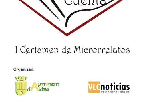I certamen de microrrelatos 'Aldaia Cuenta'