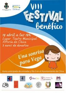 Festival Benéfico Chiva