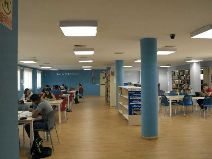 centro bibliográfico de Almussafes