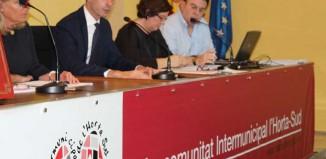 nuevo Presidente de la Mancomunitat Intermunicipal de l'Horta Sud