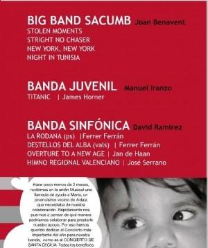 Conciertos por Santa Cecilia