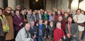 jubilados y pensionistas de Almussafes