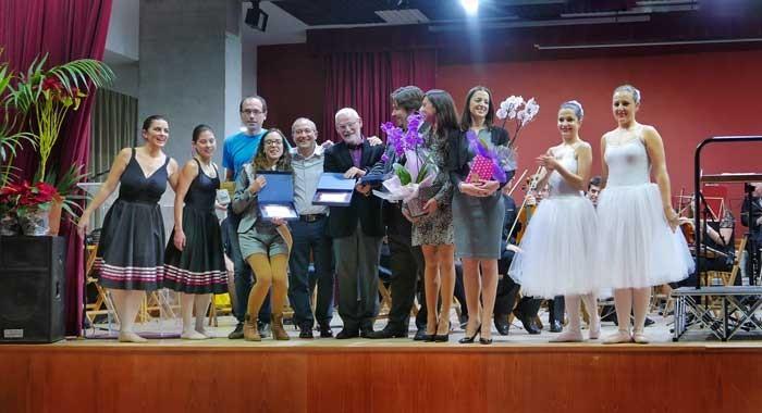 concierto solidario de danza y música por el autismo
