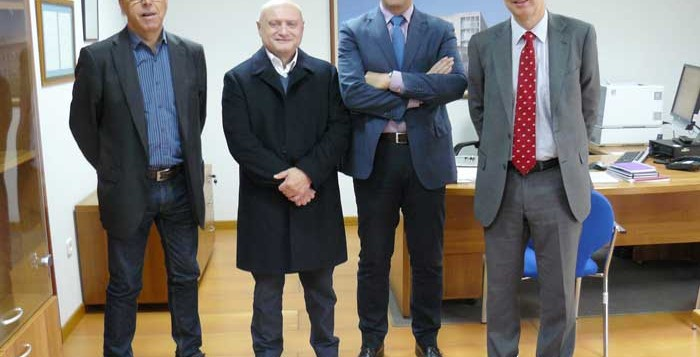 convenio de colaboración con el Hospital de la Ribera