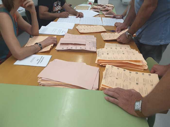 Elecciones Generales del 26-J en Almussafes