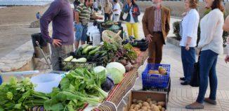 mercado artesano y ecológico de Aboraya