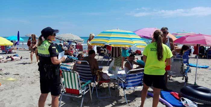 ordenanza de playas