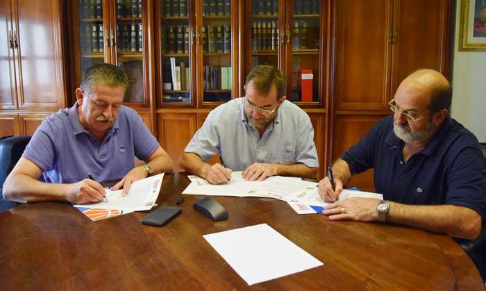 FBCV y el Ayuntamiento de Guadassuar