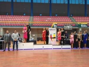 baile deportivo ciudad de Sedaví.