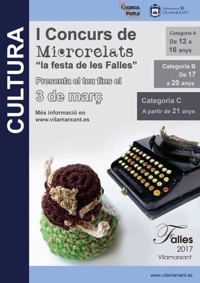Concurso de Microrrelatos villamarxant