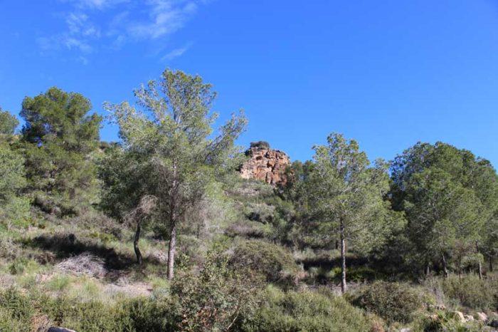 Paraje Natural de Les Rodanes