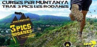 Trail 3 Pics Les Rodanes