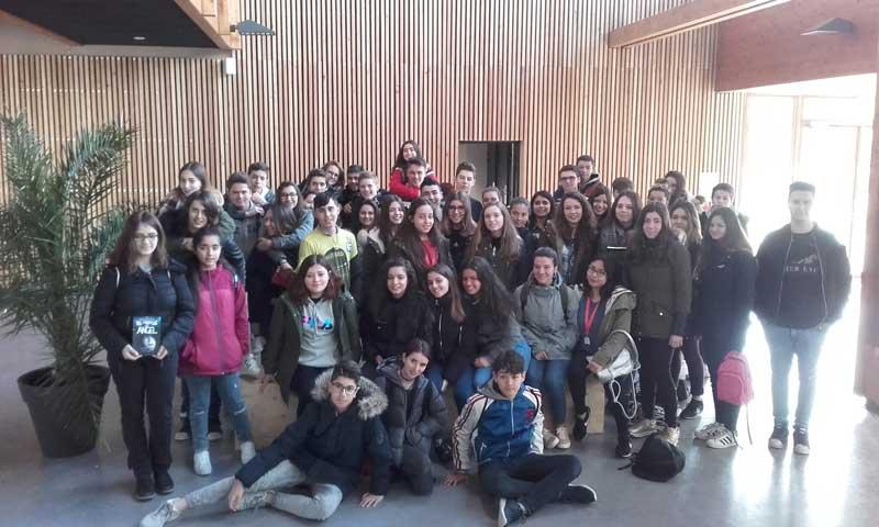 Intercambio de estudiantes en Alfafar