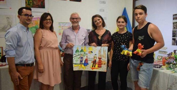 Feria Solidaria de la Fundación Juntos por la Vida Alboraya