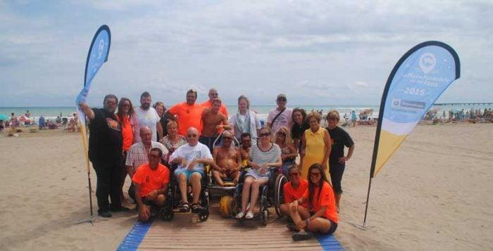 certamen nacional La Playa Accesible